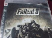 SONY PS3 FALLOUT 3